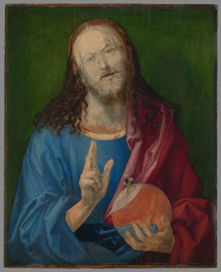 Durer Salvator Mundi - The Met