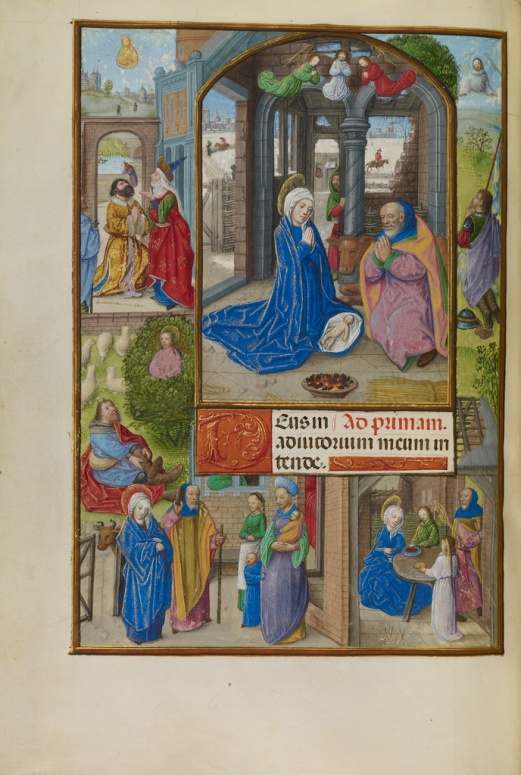 Nativity - Spinola Hours JPGM