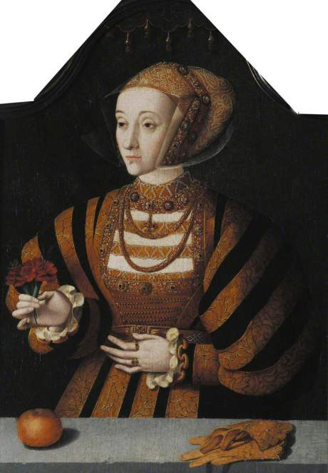 Bruyn the elder, Bartholomaeus, 1493-1555; Anne of Cleves